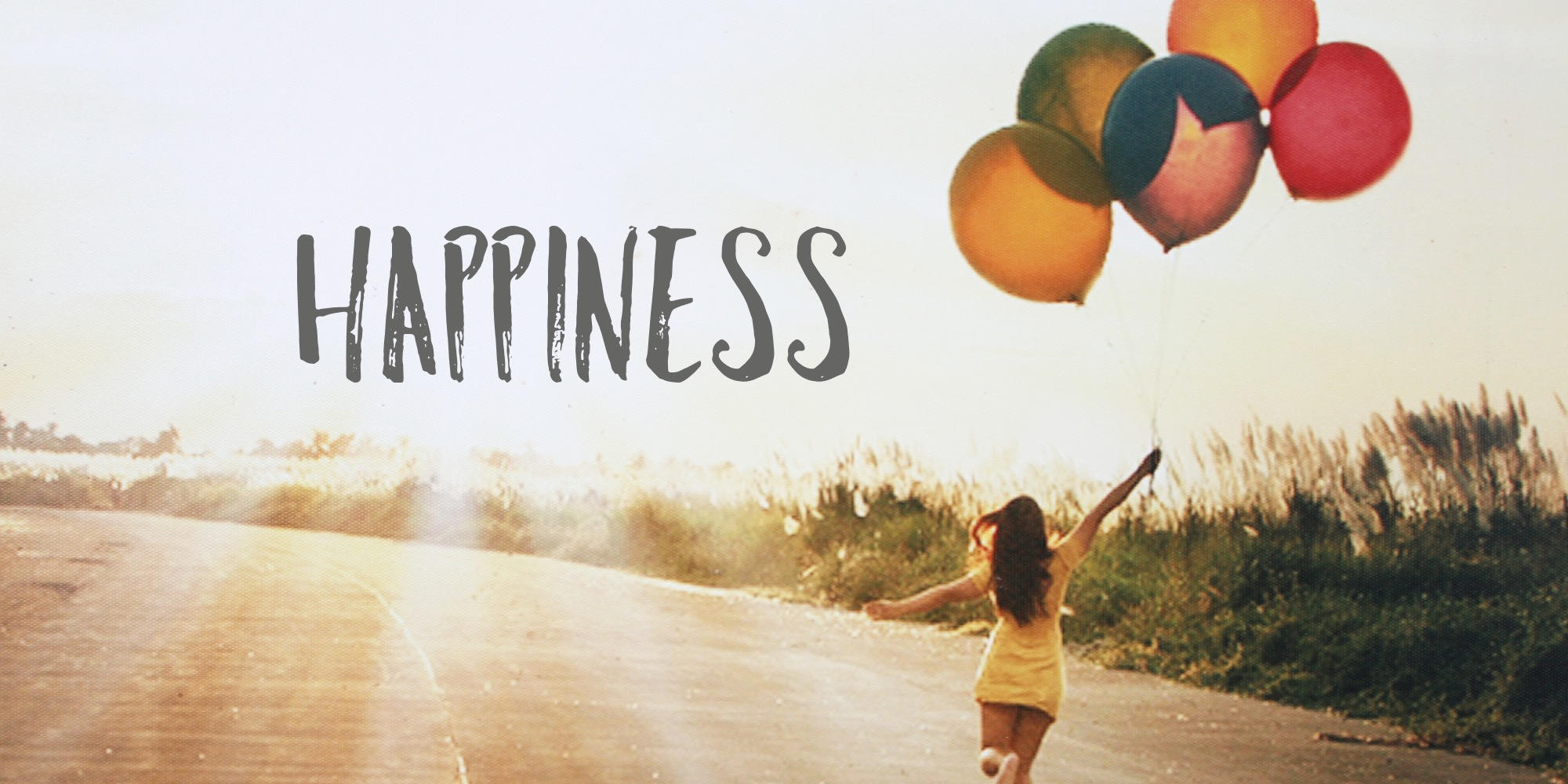 Happiness, facts and myths